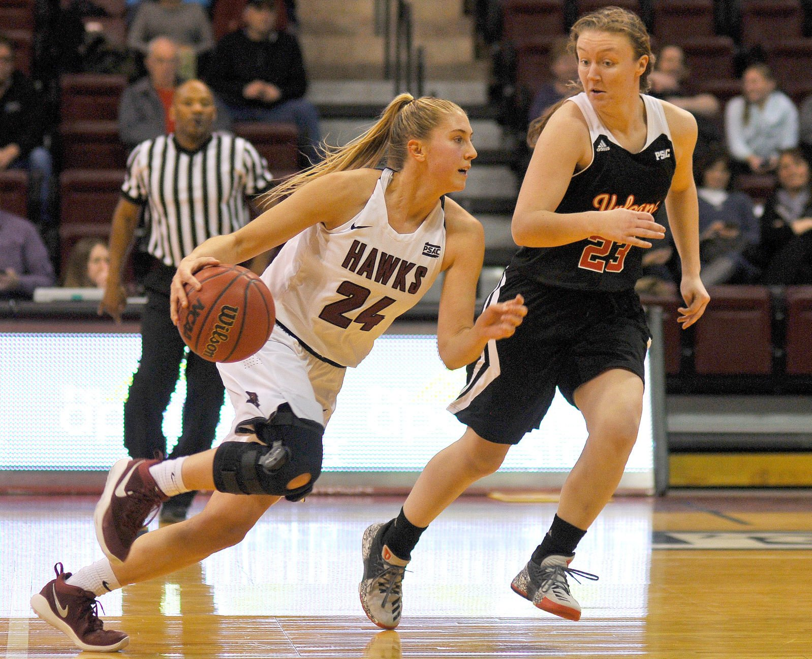wedding locations north california%0A IUP guard Lauren Wolosik worked around California u    s Gina Vallecorsa on  Saturday at the KCAC