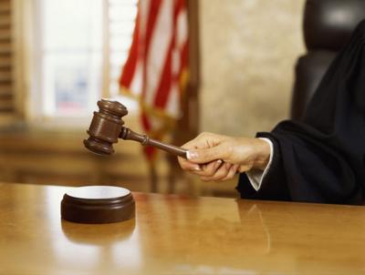 Court judge gavel 04