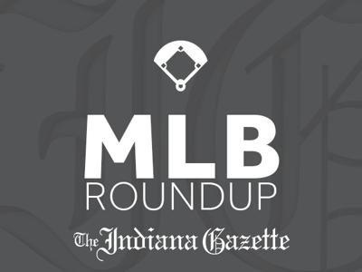 MLB ROUNDUP slide