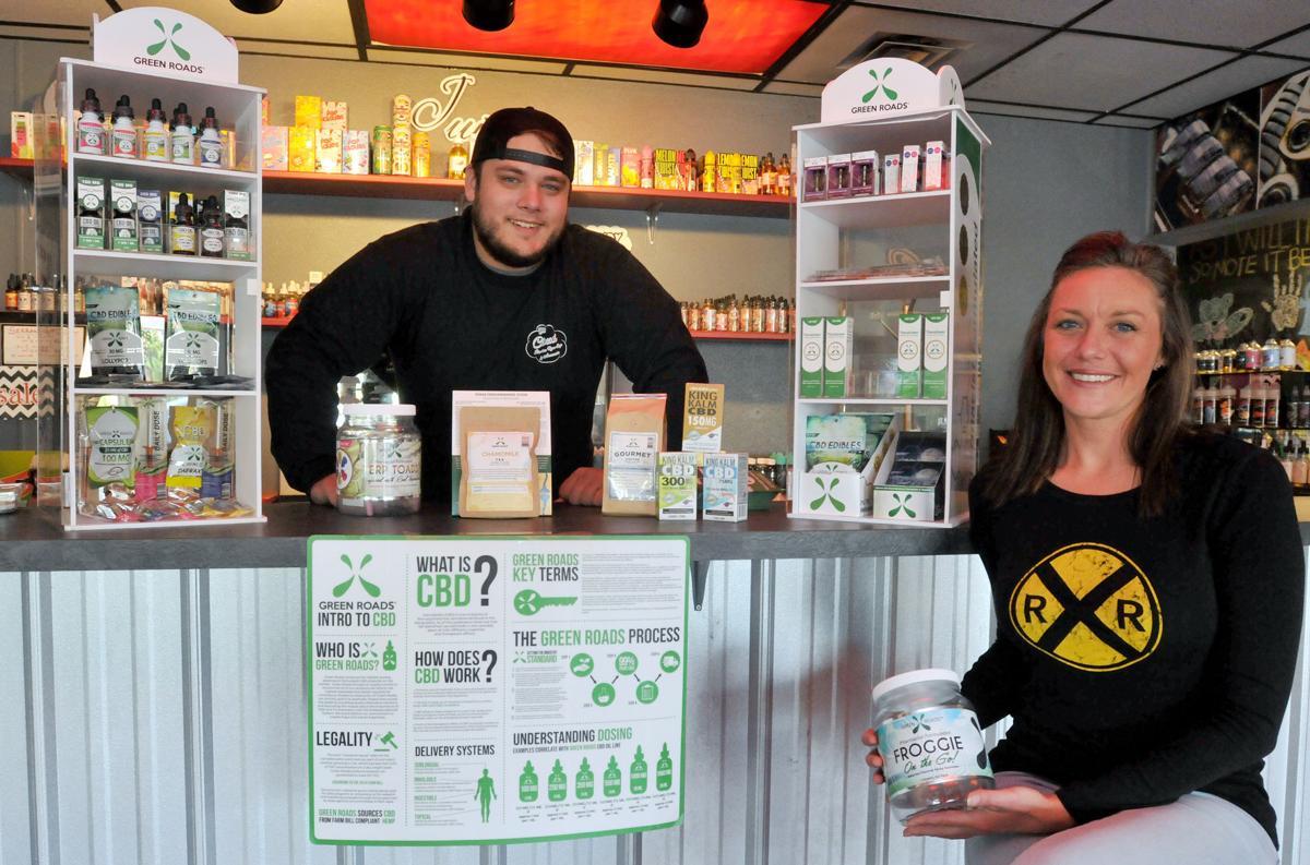 Indiana vape shop offer hemp-based CDB products   News