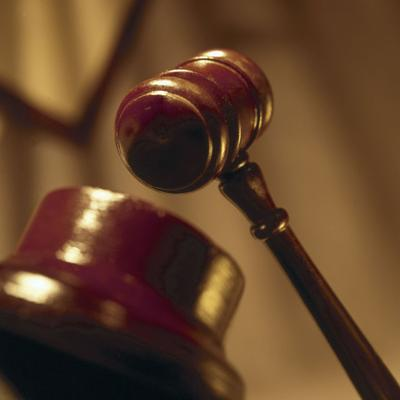 Court gavel 11