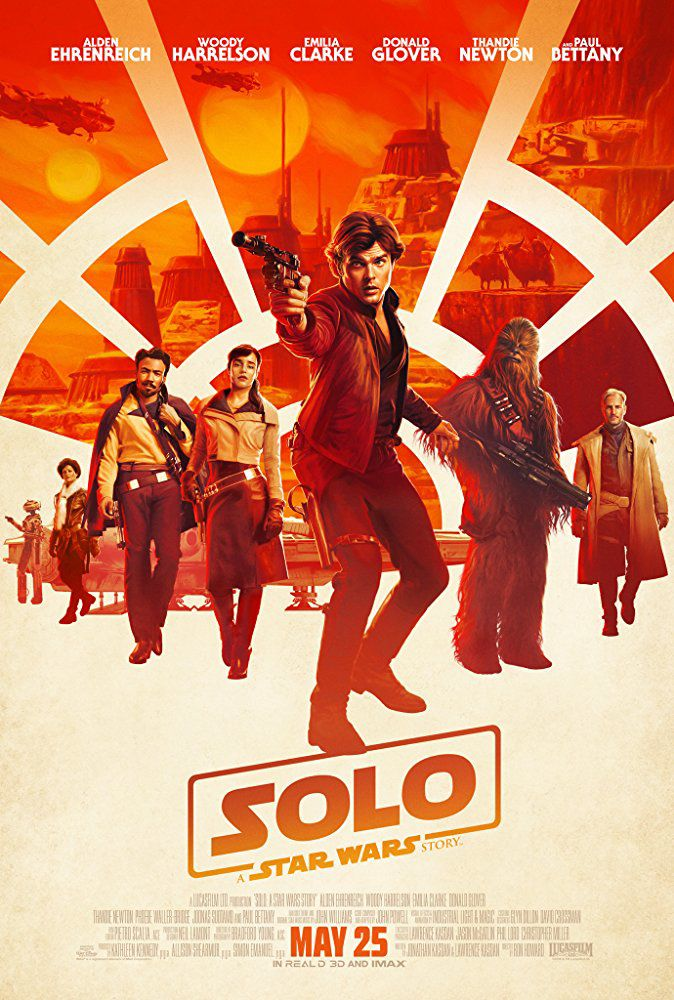 Solo: A Star Wars Story (PG-13)