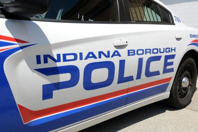 police indiana borough car