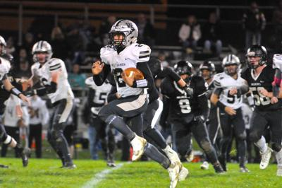 Gazette Photo Gallery: Wolves topple WIldcats