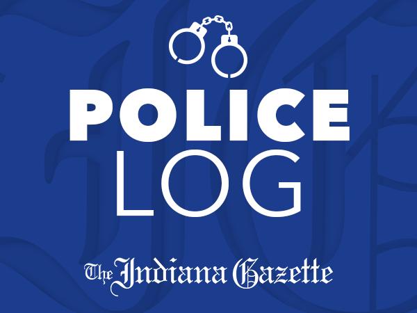 Police Log | News | indianagazette com
