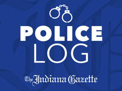 Police log | Police, Emergency & Courts | indianagazette com