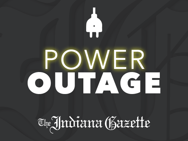 POWER OUTAGE slide