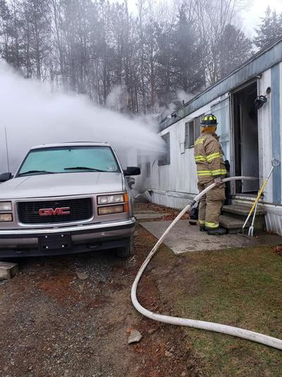 Armstrong Township fire