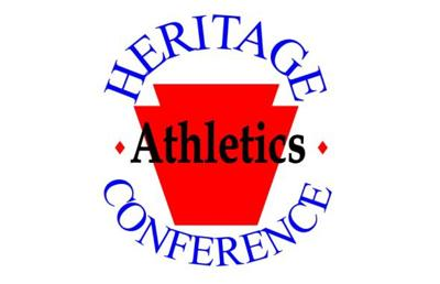 HERITAGE CONFERENCE ATHLETICS logo