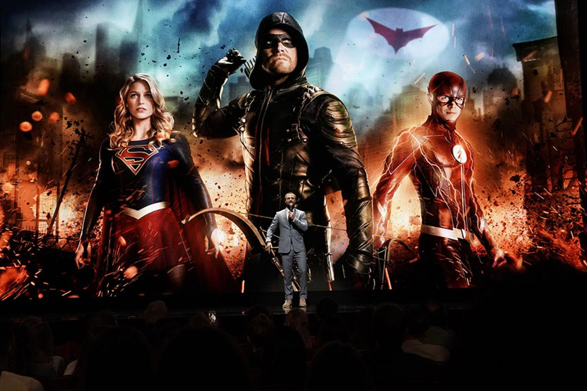 The CW's DC-based shows