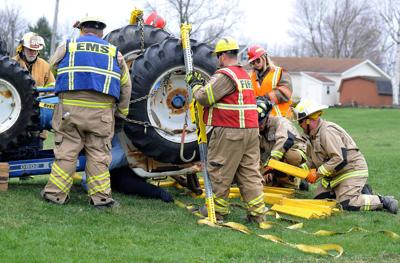 Farm Rescue Drills - 3505