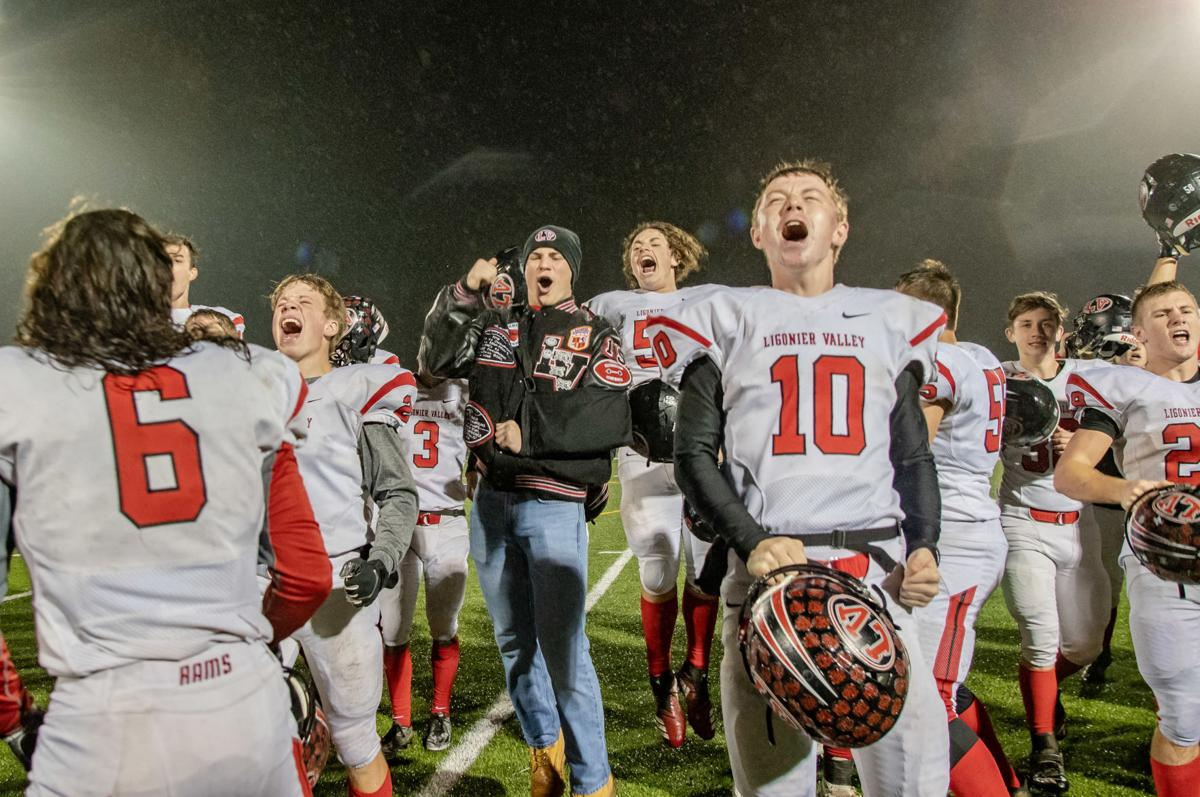Gazette Photo Gallery: Rams repeat atop Heritage, WestPAC