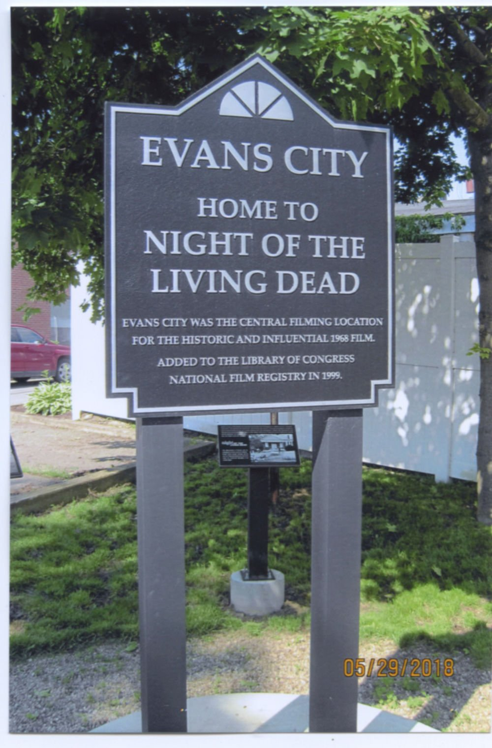 zombie invasion evans city to mark living dead weekend leisure