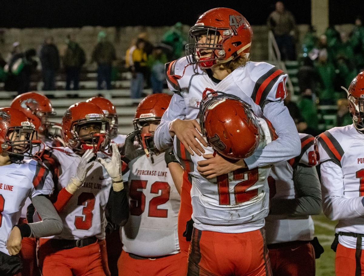 Gazette Photo Gallery: Dragons pull upset to reach semifinal