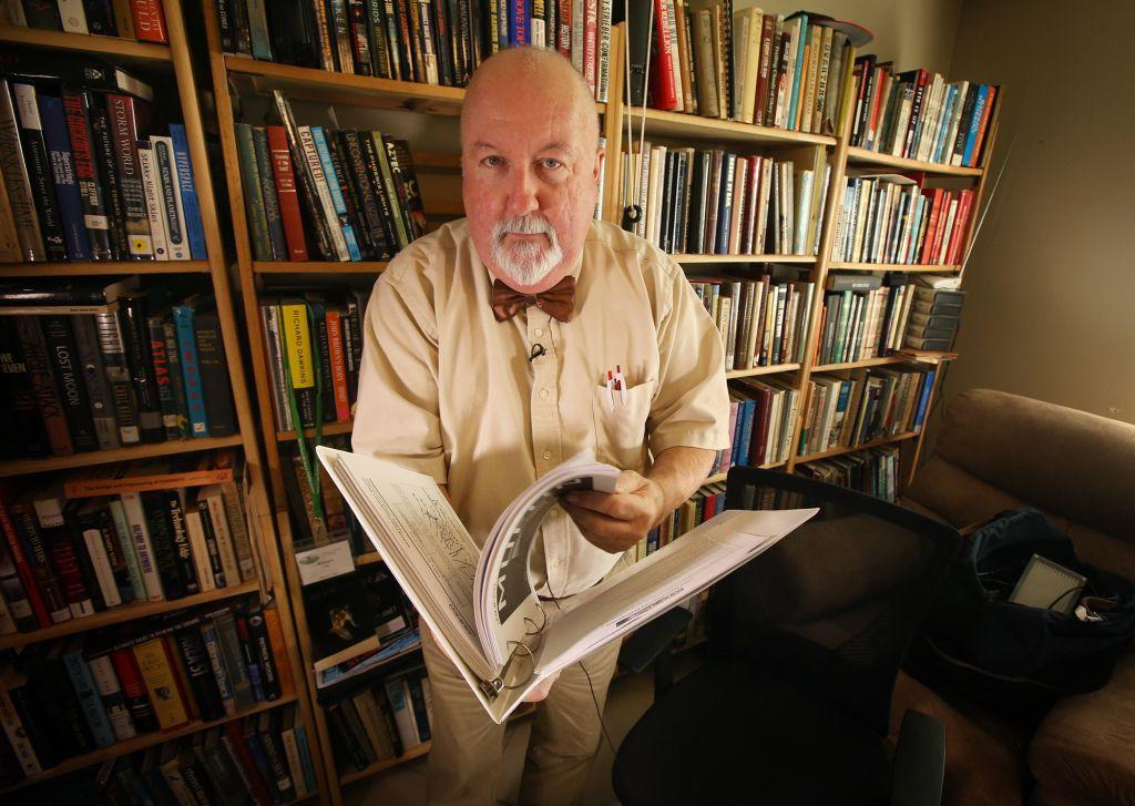 Mutual UFO Network Field Investigator, Bill Fisk