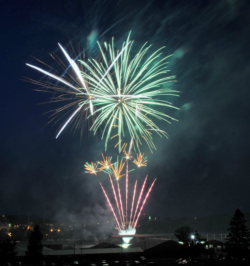 coral graceton fireworks display canceled this year news