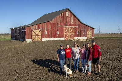 Old barn gets new life