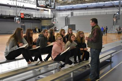 Indianola students attend career fair
