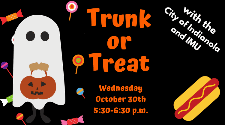 Indianola Trunk or Treat