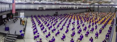 Indianola 2020 graduation