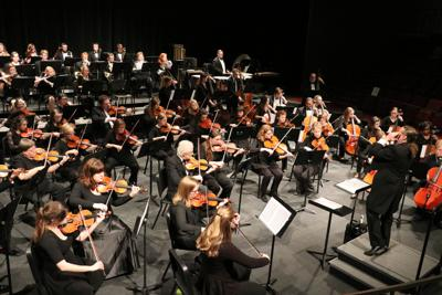The Simpson College Community Orchestra