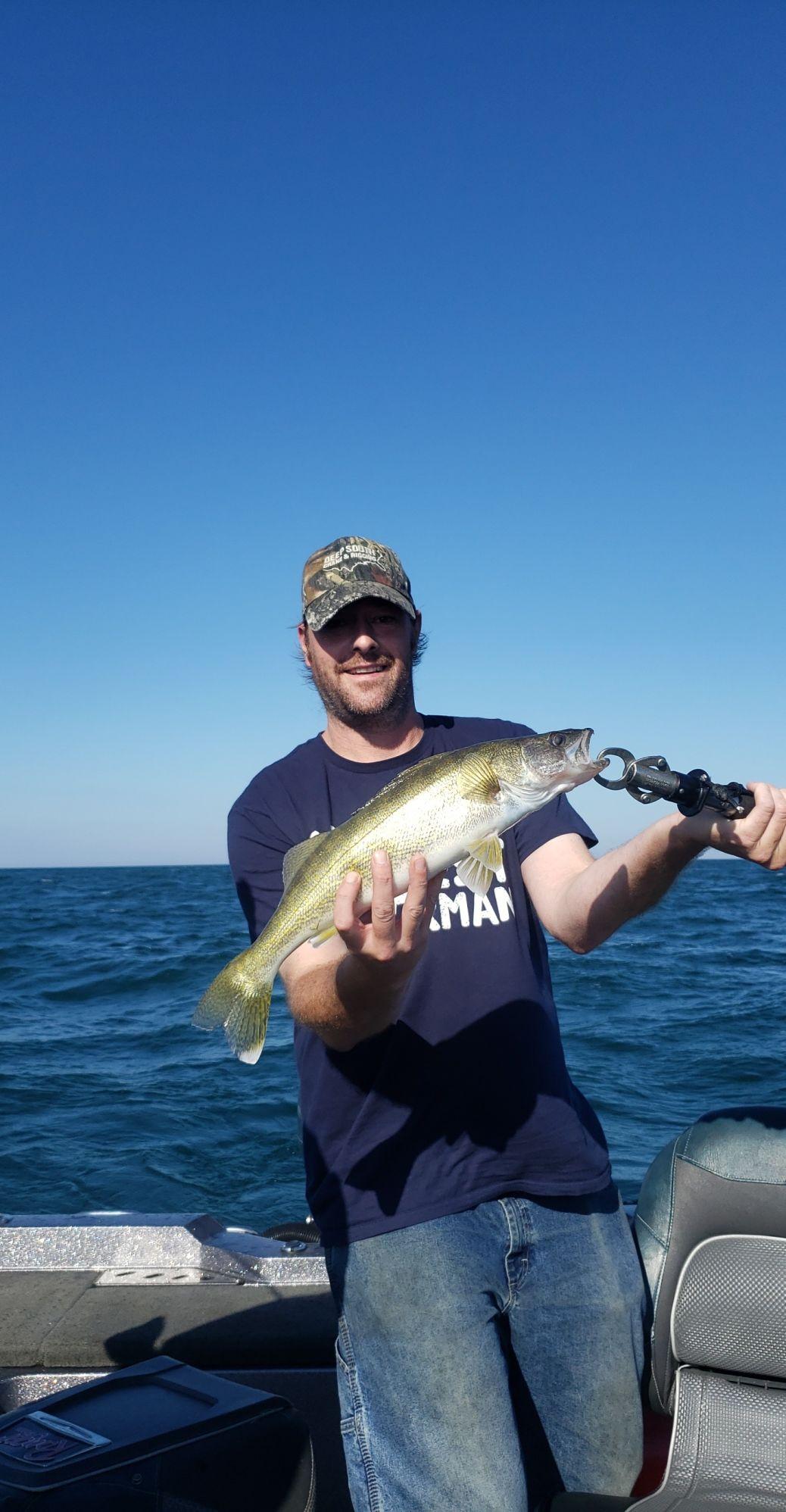 Bob - Lake Erie Walleye - 062920.jpg