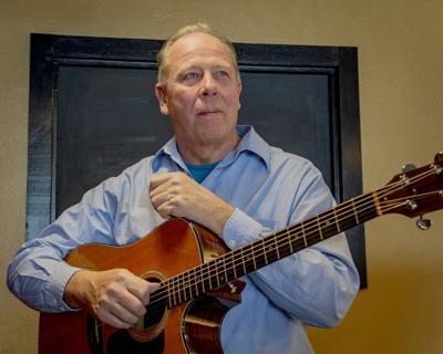 50 years of Ron Burchett