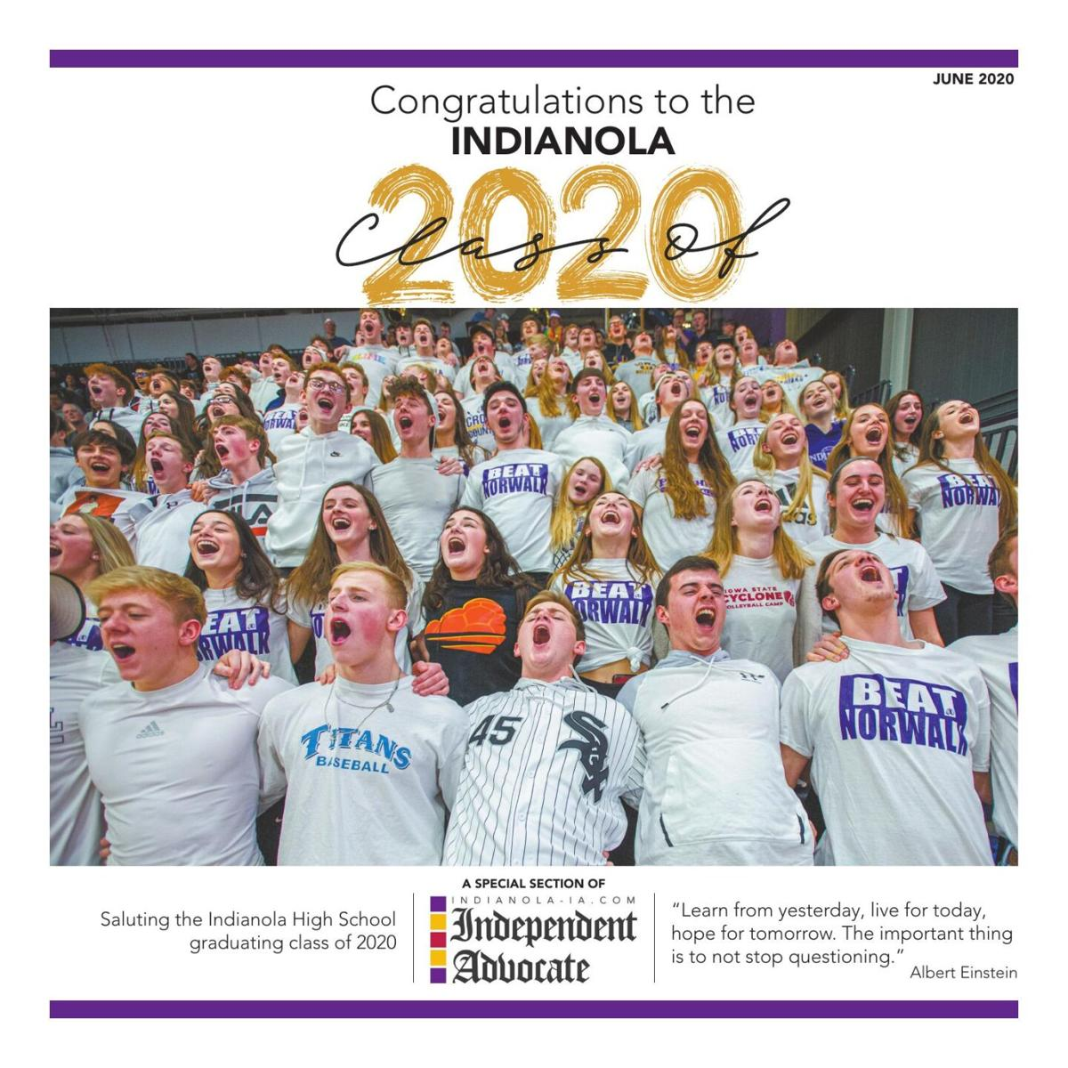 IHS Class of 2020