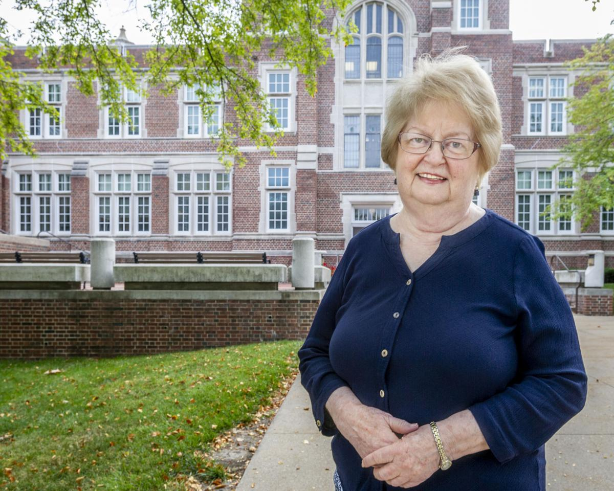 50 years at Simpson