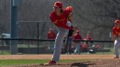 Held tosses complete game to split twinbill at Luther