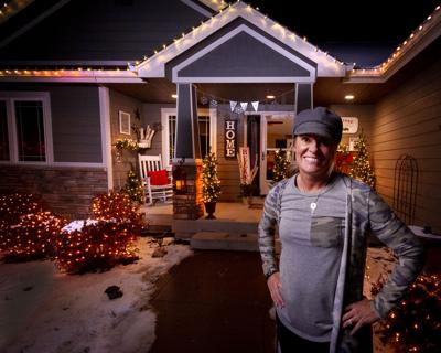 2018 Holiday Tour of Homes: Evans uses ditch trees to create Christmas magic