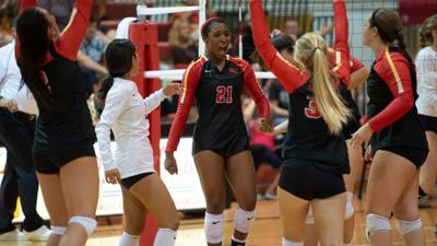Storm volleyball opens 2020 schedule at home