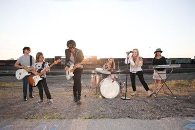 MJM7 band to perform
