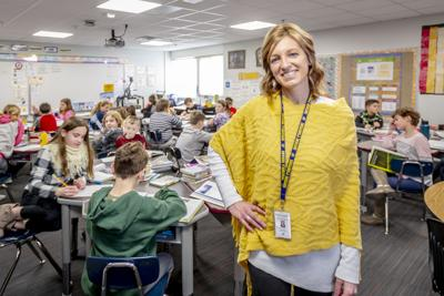 Indianola Chamber of Commerce Teacher of the Year