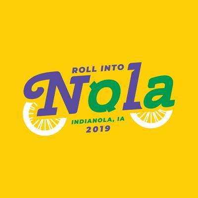 Indianola 2019 RAGBRAI logo