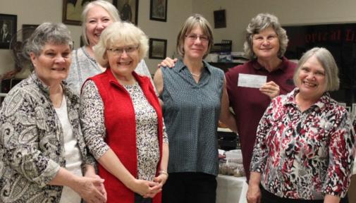 Local Questrs make donation