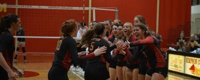 Simpson College volleyball