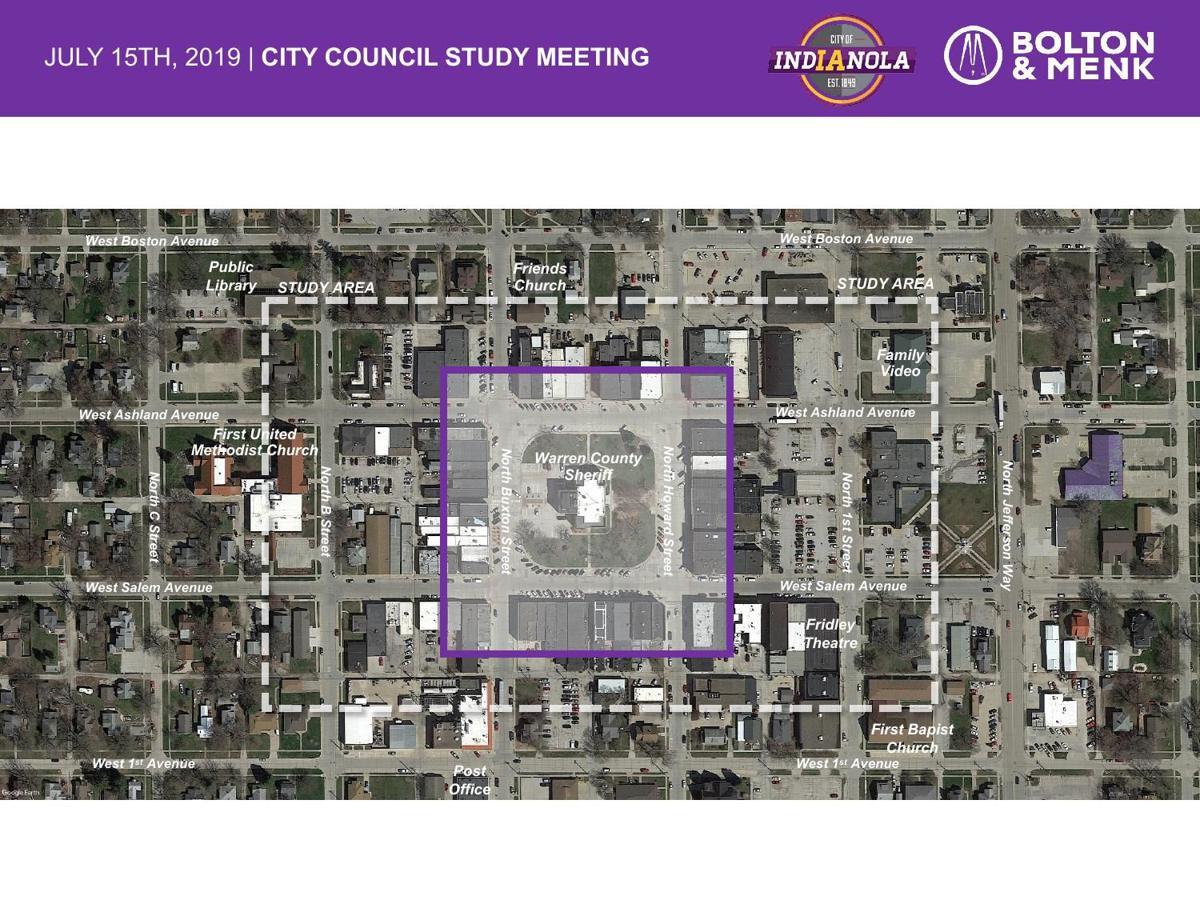 Indianola Square Master Plan