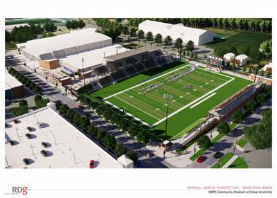 Des Moines soccer park