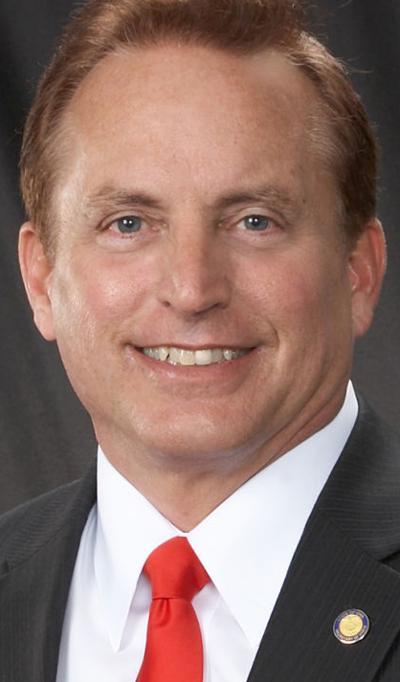 Iowa Secretary of State Paul Pate