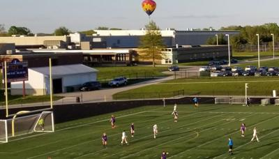 Indianola soccer field