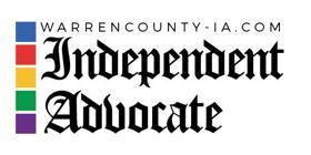 Indianola Independent Advocate - Warren County Weekly Update