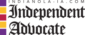 Indianola Independent Advocate - Advertising
