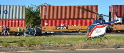 Mesquite Man Dies After Being Struck By Train In Elmo Local News