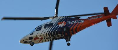 One airlifted from rollover crash on Interstate 20
