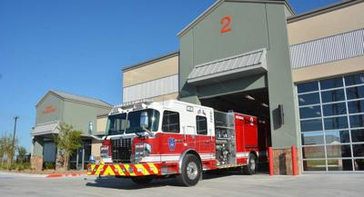 Forney Fire Department awarded $800K FEMA SAFER grant, to hire 6 new firefighter/EMTs