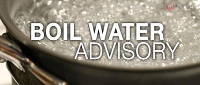Boil water notice issued for Kemp after simultaneous water main breaks