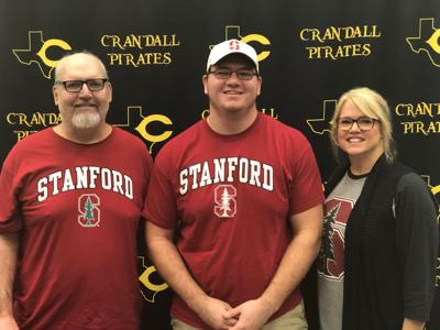 Brag signs with Stanford