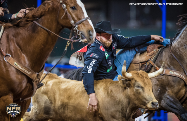 Clayton Hass Wrangler NFR 2020