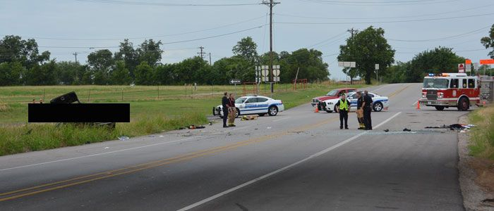 Vehicle Leaves Highway In Early Morning Fatal Accident On